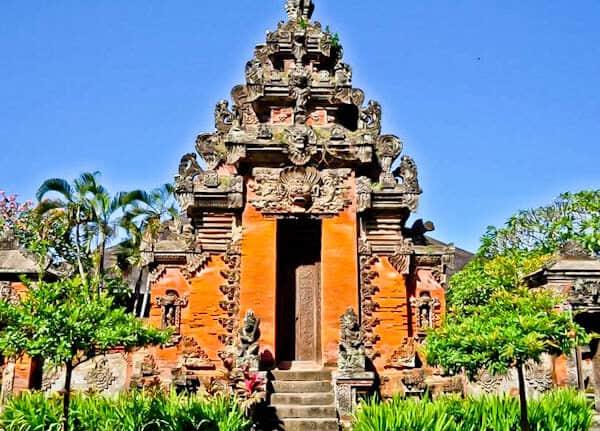Bali Museum, Denpasar indonesia