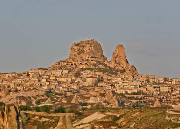 Goreme Panorama - Cappadocia