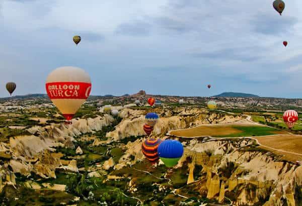 Cappadocia Hot Air Balloon Ride, Goreme