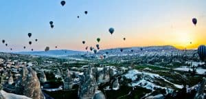 What to do in Goreme Turkey after the Hot Air Balloon