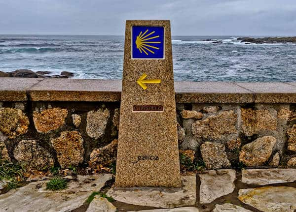 Walk from Muxia to Finisterra