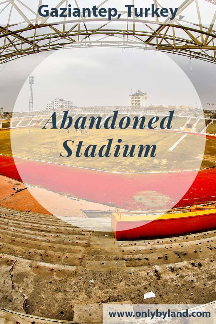 Gaziantepspor Stadium, Turkey