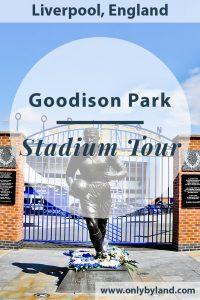 Goodison Park Stadium Tour