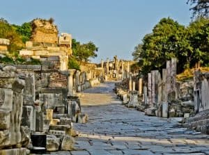 Where did the Virgin Mary live? Ephesus, Turkey