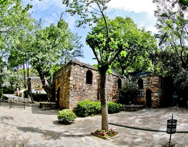 House of Virgin Mary - Selcuk, Turkey