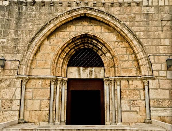 Where is the Tomb of Virgin Mary? - Jerusalem, Israel