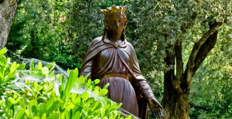 Virgin Mary Tourism - Where Has Mary Been?