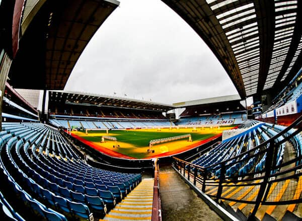 Villa Park Stadium Facts