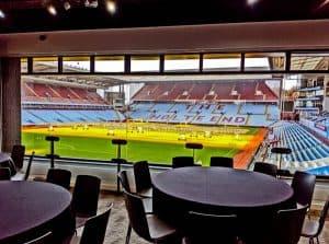 VIP Suites at Aston Villa Stadium
