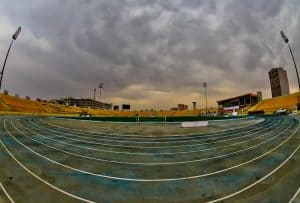 Erbil International Stadium Facts