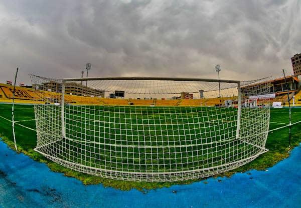 Pitch Side, Erbil Kurdistan Region