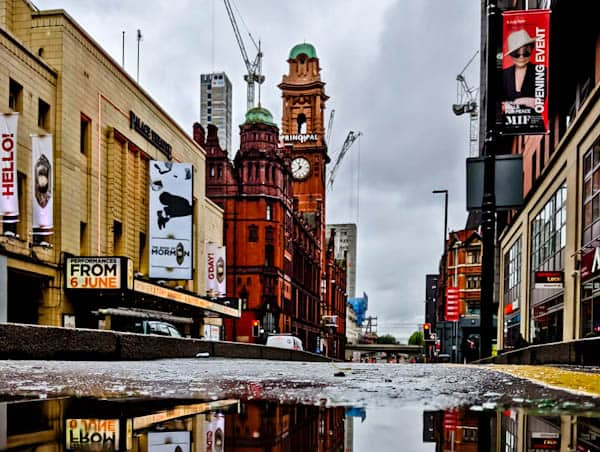 Northern Quarter for top art galleries