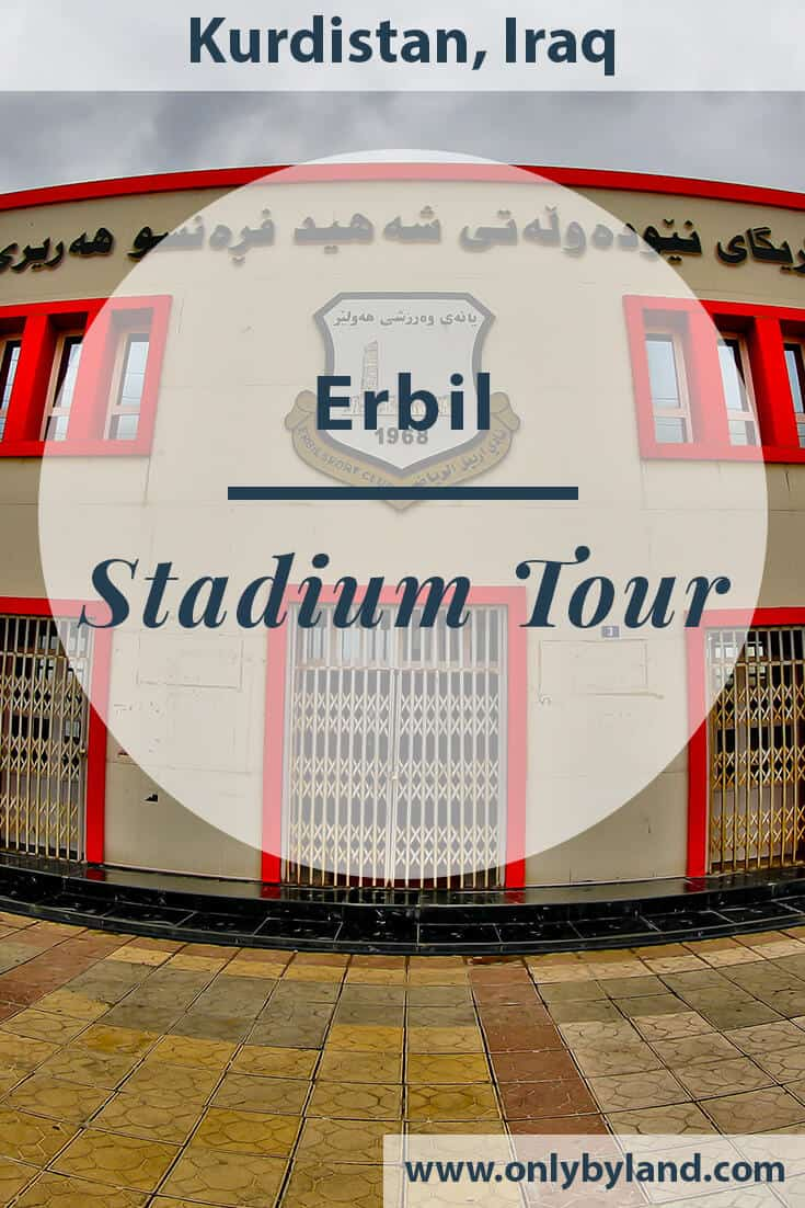 Erbil International Stadium, Kurdistan, Iraq