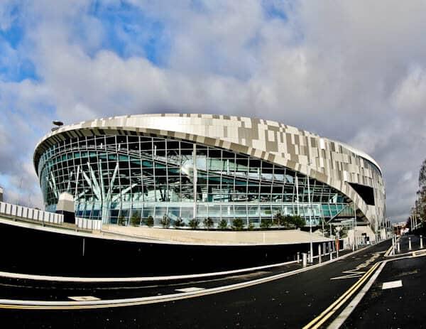 Tottenham Hotspur Stadium - Exterior