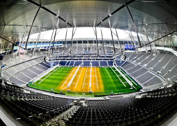 Tottenham Hotspur Stadium, London