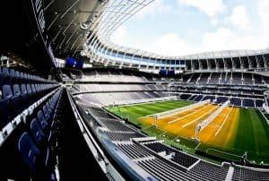 Comfy VIP Seats at Spurs