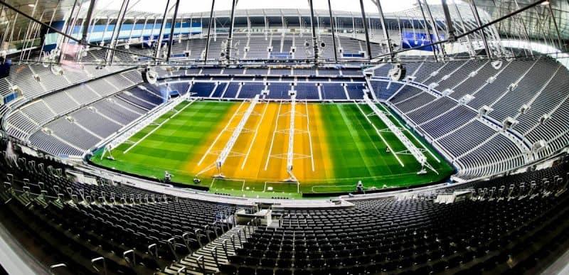 Tottenham Hotspur Stadium Tour - Spurs