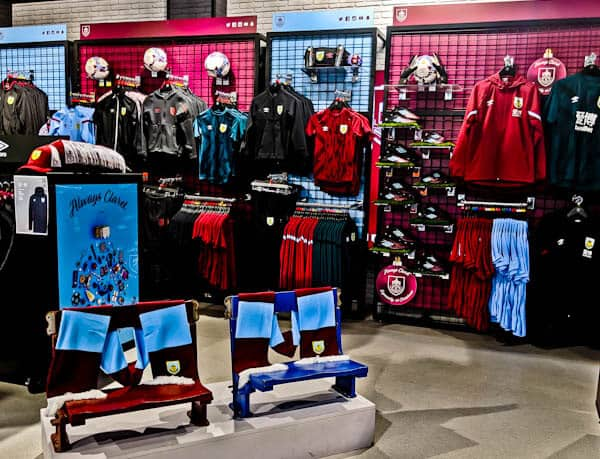 Burnley FC Club Shop