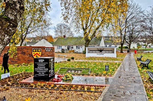 Turf Moor Memorial Garden