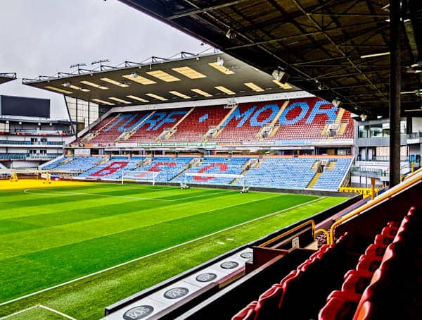 Turf Moor Stadium - VIP Section
