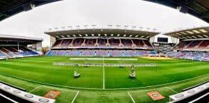 Turf Moor Stadium Tour - Burnley FC