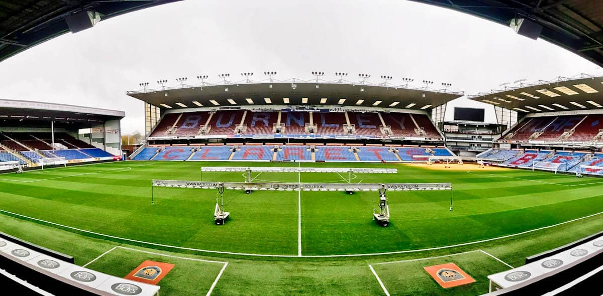 Turf Moor Stadium Tour - Burnley FC