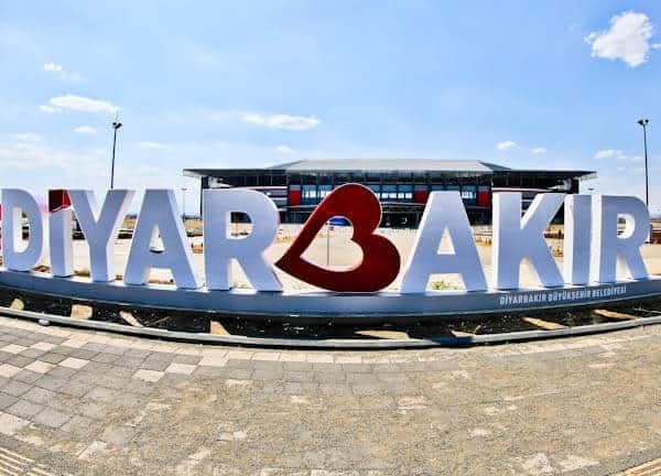 Diyarbakir Sign