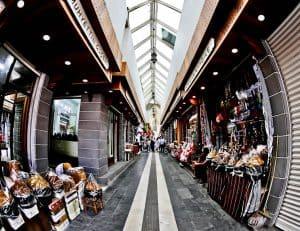 Jewelry Bazaar - Diyarbakir Turkey