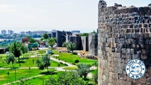 Things to do in Diyarbakir Turkey + Turkish Hammam