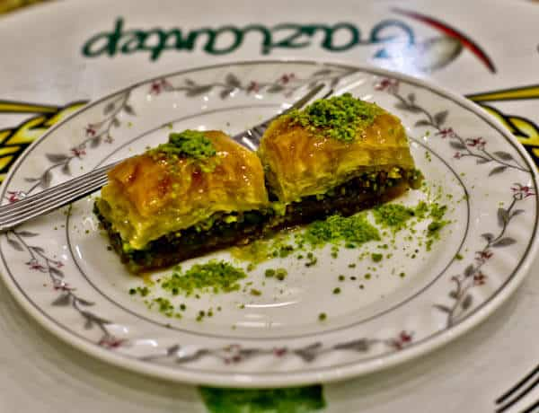 Best Baklava in Turkey - Gaziantep