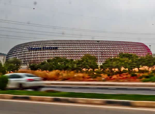 Gaziantep Football Stadium