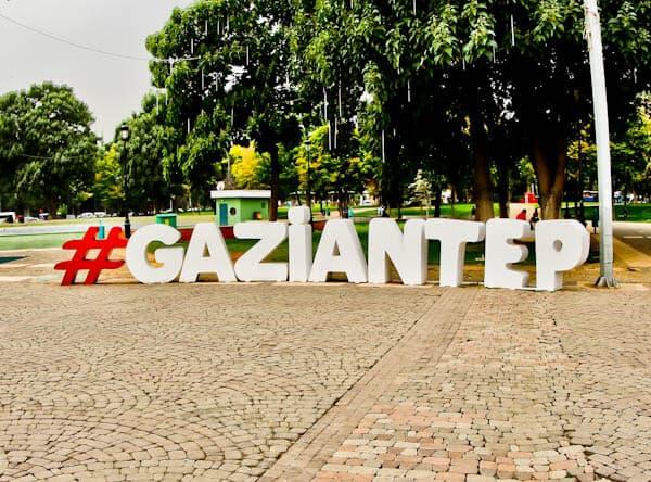 Gaziantep Sign