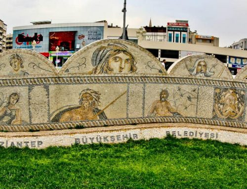 Things to do in Gaziantep Turkey + Roman Mosaics