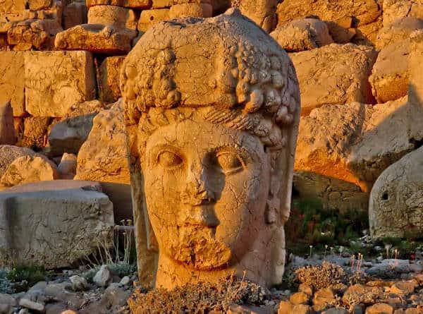 Mount Nemrut Statues - Commagene