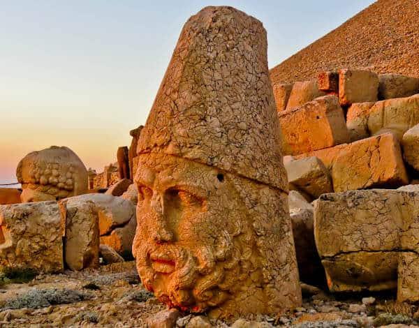 Mount Nemrut Statues - Heracles