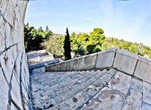 Ancient Greek Stadium - Exit