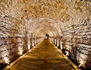 Panathenaic Stadium Underground Passage