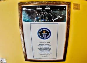 panathenaic stadium world records