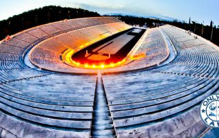 Panathenaic Olympic Stadium and Underground Tour - Athens