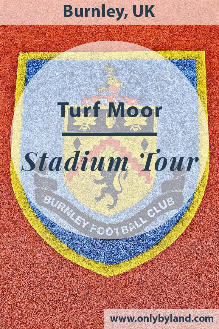 Turf Moor Stadium Tour