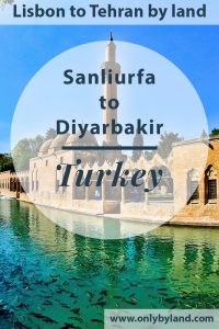 Things to do in Sanliurfa Turkey