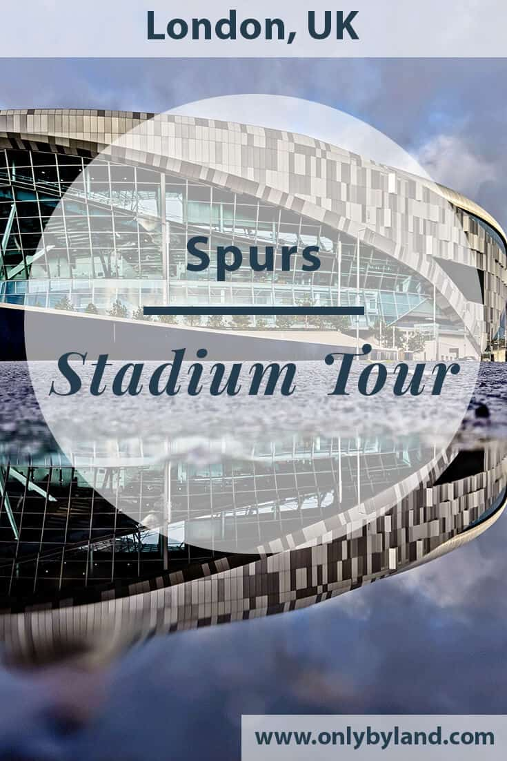 Spurs Stadium Tour