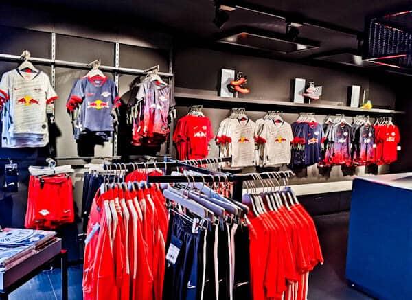 RB Leipzig Club Shop