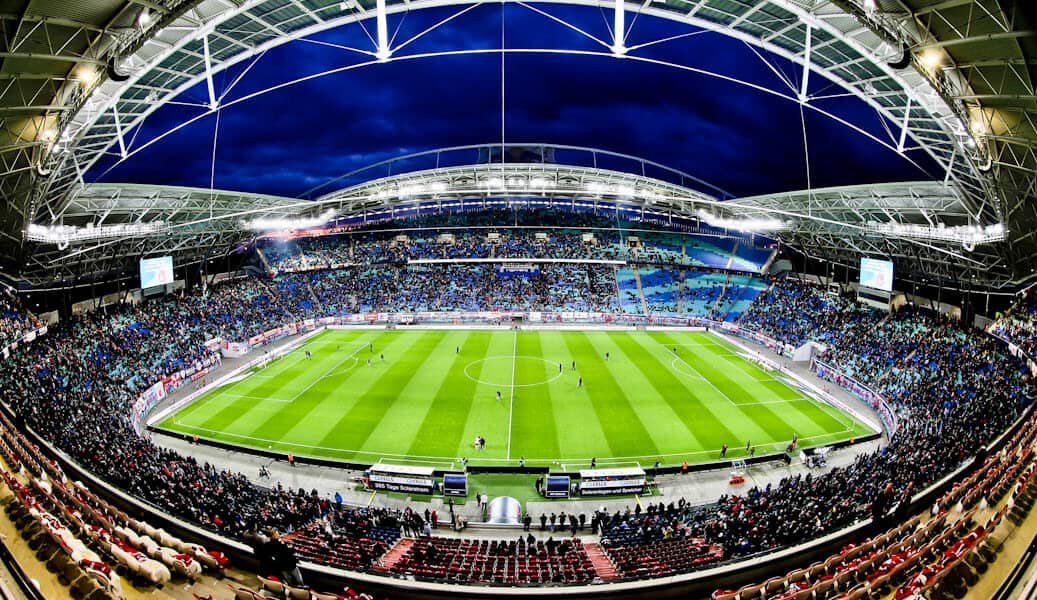 Rb Leipzig Match Day Experience And Stadium Tour Only By Land