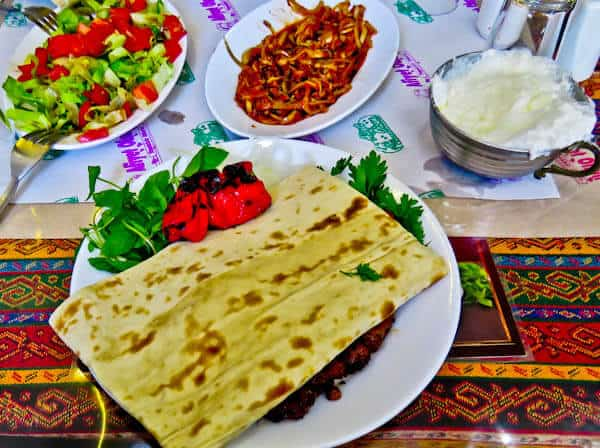 Turkish Restaurant in Sanliurfa