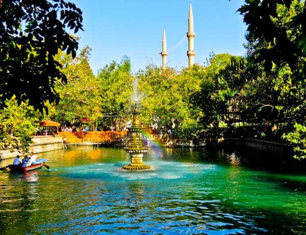 Pool of Ayni Zeliha