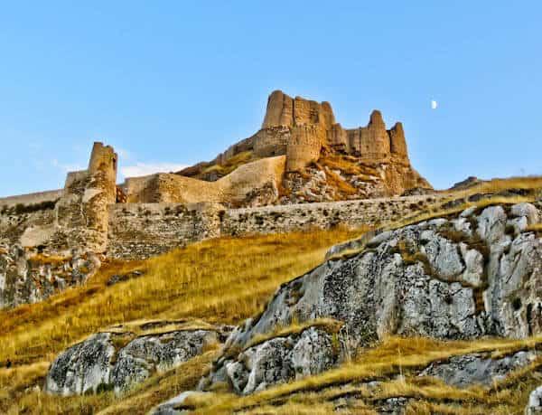 Van Fortress Turkey