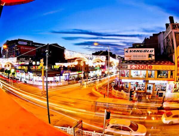 Streets of Van Turkey