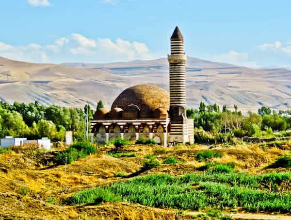 Kaya Celebi Mosque - Van Turkey