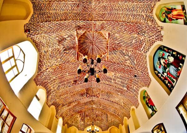 Saint Stepanos Monastery - Interior